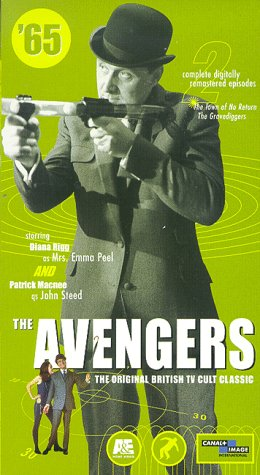 imdb poster The Avengers: Series 4, Episode 2 – The Gravediggers