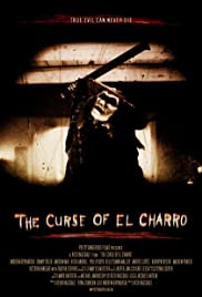 The Curse of El Charro Poster