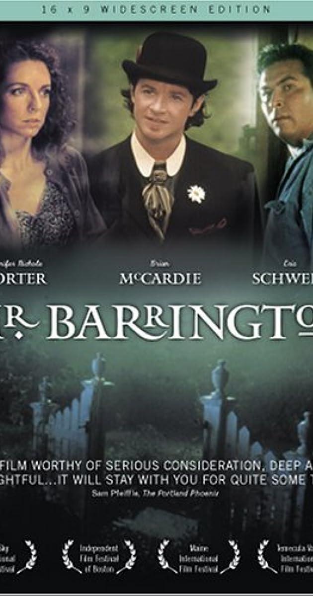 Mr Barrington 2003 Imdb Van wikipedia, de gratis encyclopedie. mr barrington 2003 imdb