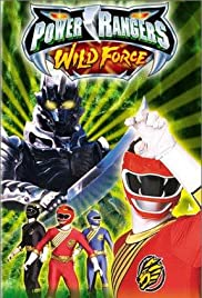 Power Rangers Wild Force: Identity Crisis Poster