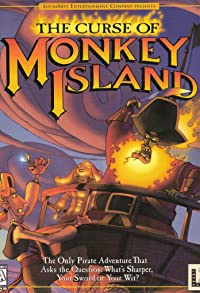 Primary photo for The Curse of Monkey Island