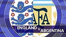 Inglaterra vs.Argentina