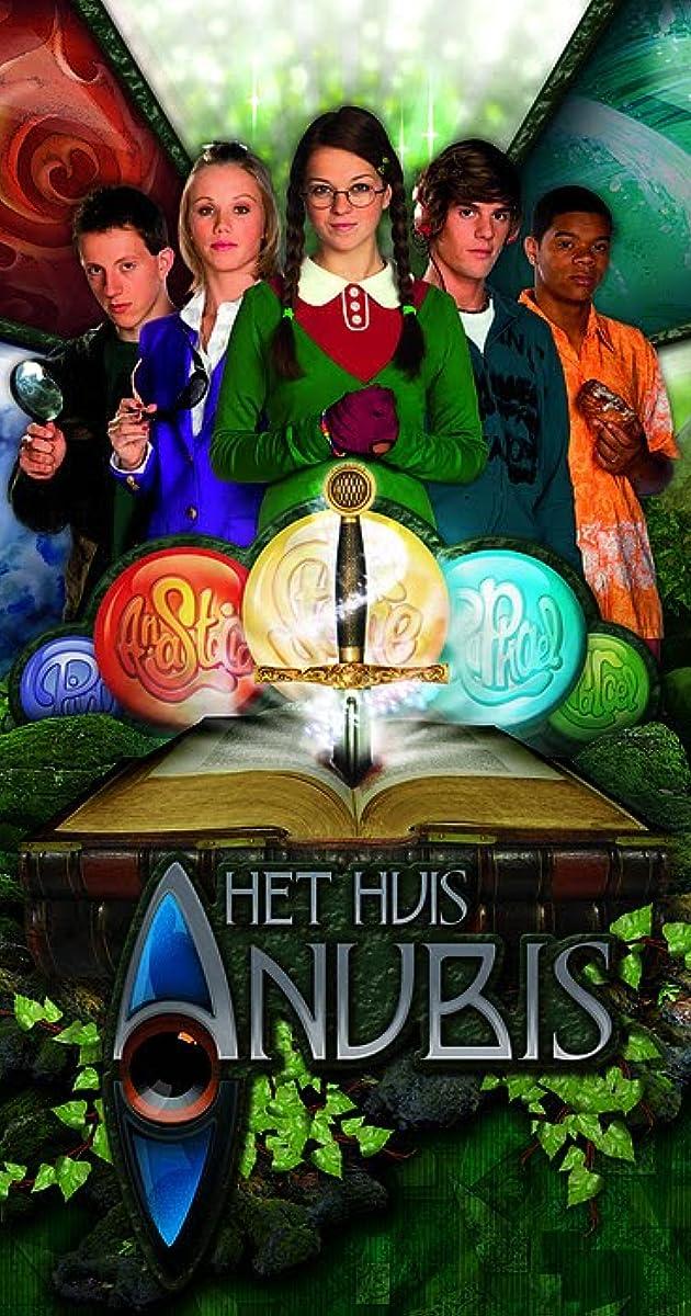 Het Huis Anubis En De Vijf Van Het Magische Zwaard Cast