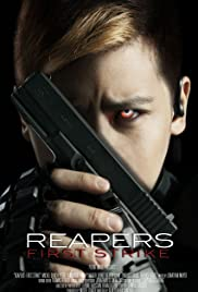 Reapers - First Strike Poster