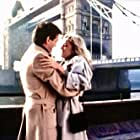 Susan George and Patrick Mower in Czech Mate (1984)
