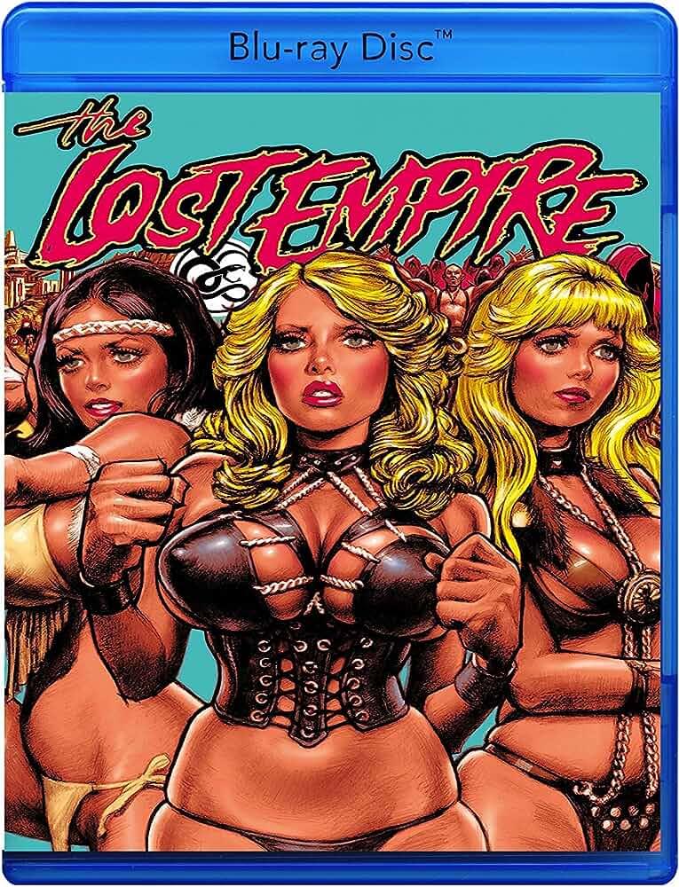 The Lost Empire (1984) Hindi Dubbed