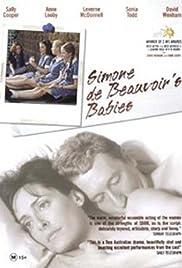 Simone de Beauvoir's Babies Poster