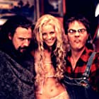 Sheri Moon Zombie, Rainn Wilson, and Rob Zombie in House of 1000 Corpses (2003)