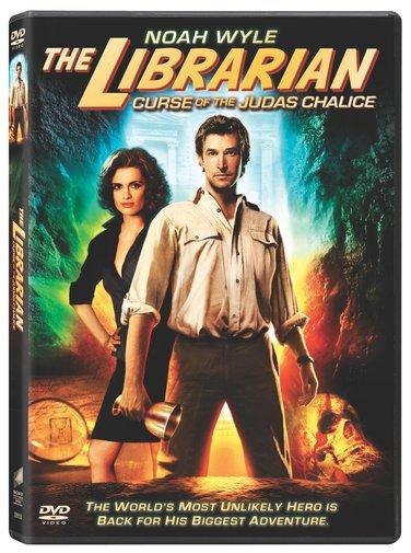 The Librarian The Curse of the Judas Chalice (2008) ล่าขุมทรัพย์สมบัติพระกาฬ ภาค 3