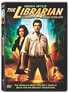 Full movie to watch online for free The Librarian: The Curse of the Judas Chalice [[480x854]
