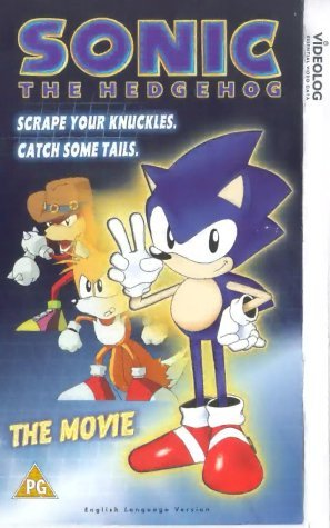 Sonic The Hedgehog The Movie 1996