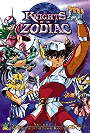 Knights of the Zodiac Poster
