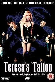 C. Thomas Howell, Nancy McKeon, Lou Diamond Phillips, Jonathan Silverman, Adrienne Shelly, and Casey Siemaszko in Teresa's Tattoo (1994)