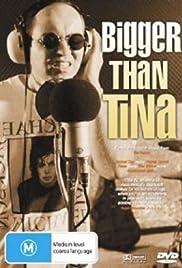 Bigger Than Tina Poster