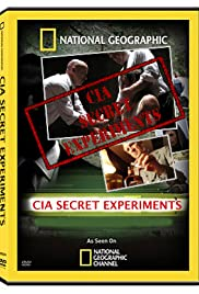 CIA Secret Experiments Poster