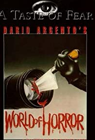 Primary photo for Dario Argento's World of Horror