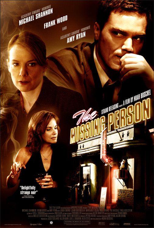 The Missing Person (2009)