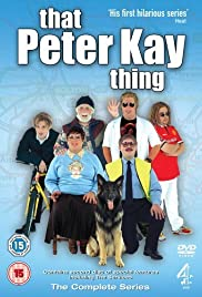 That Peter Kay Thing Poster - TV Show Forum, Cast, Reviews