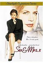 Sex & Mrs. X