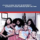 Susie Elene, Helen Lang, Patrice Rohmer, Cheryl Smith, and Jerii Woods in Revenge of the Cheerleaders (1976)