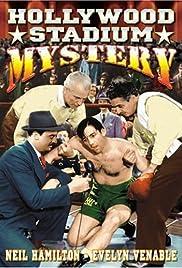 Hollywood Stadium Mystery Poster