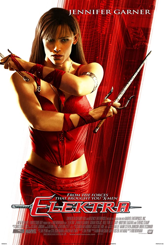 Jennifer Garner in Elektra (2005)