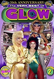 GLOW: Gorgeous Ladies of Wrestling Poster