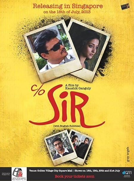 C/O Sir (2013) Bengali 720p DvD-Rip x265 AAC 800MB