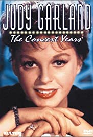 Judy Garland: The Concert Years Poster