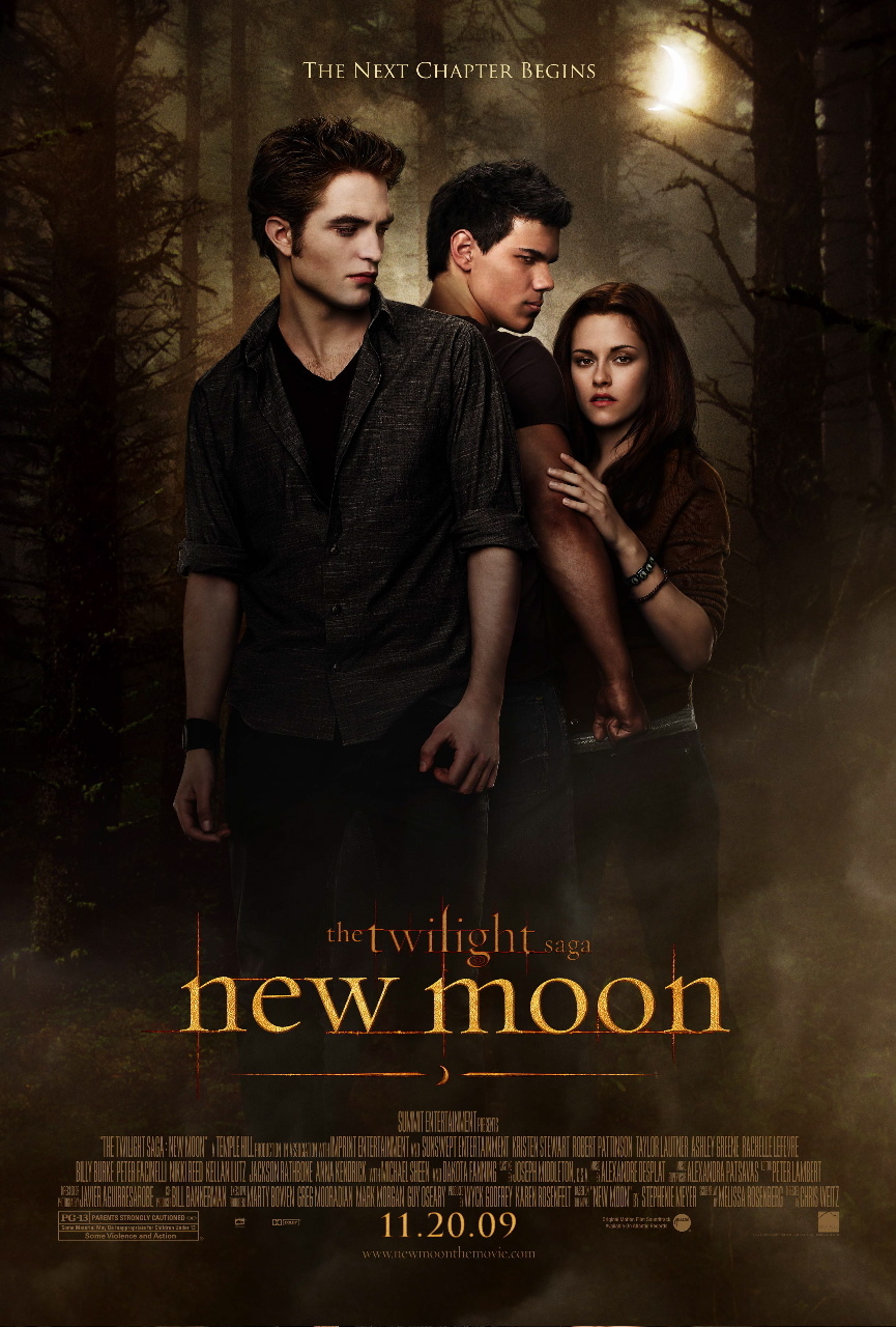 The Twilight Saga New Moon 2009 Imdb