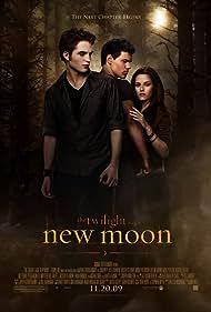 Kristen Stewart, Taylor Lautner, and Robert Pattinson in The Twilight Saga: New Moon (2009)