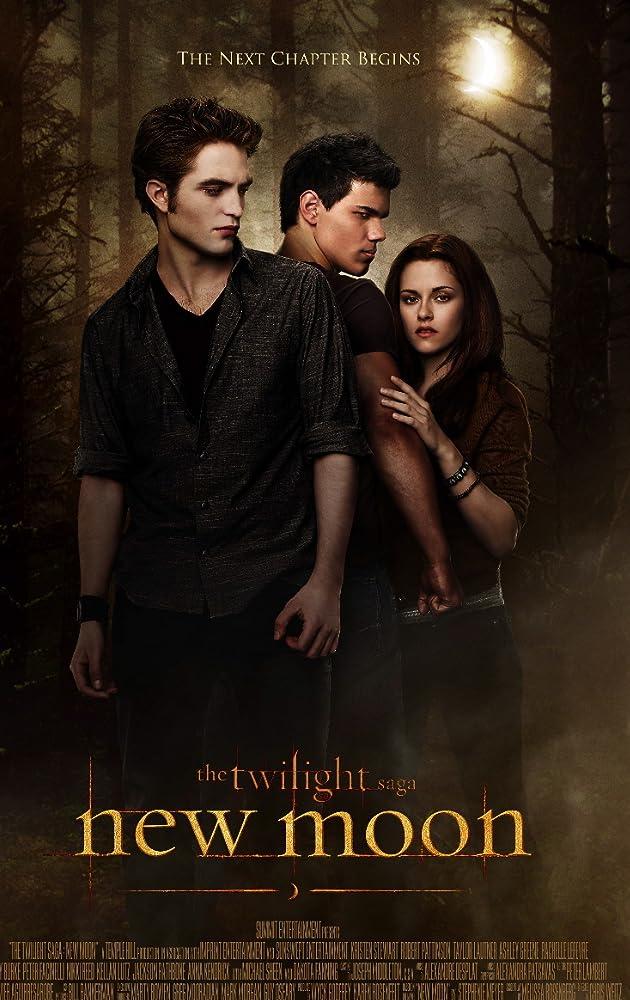 Free Download The Twilight Saga: New Moon Full Movie