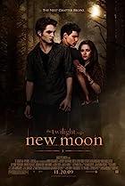 The Twilight Saga: New Moon (2009) Poster