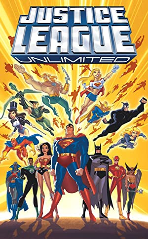 Where to stream Justice League Unlimited