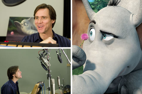 Jim Carrey in Horton Hears a Who! (2008)