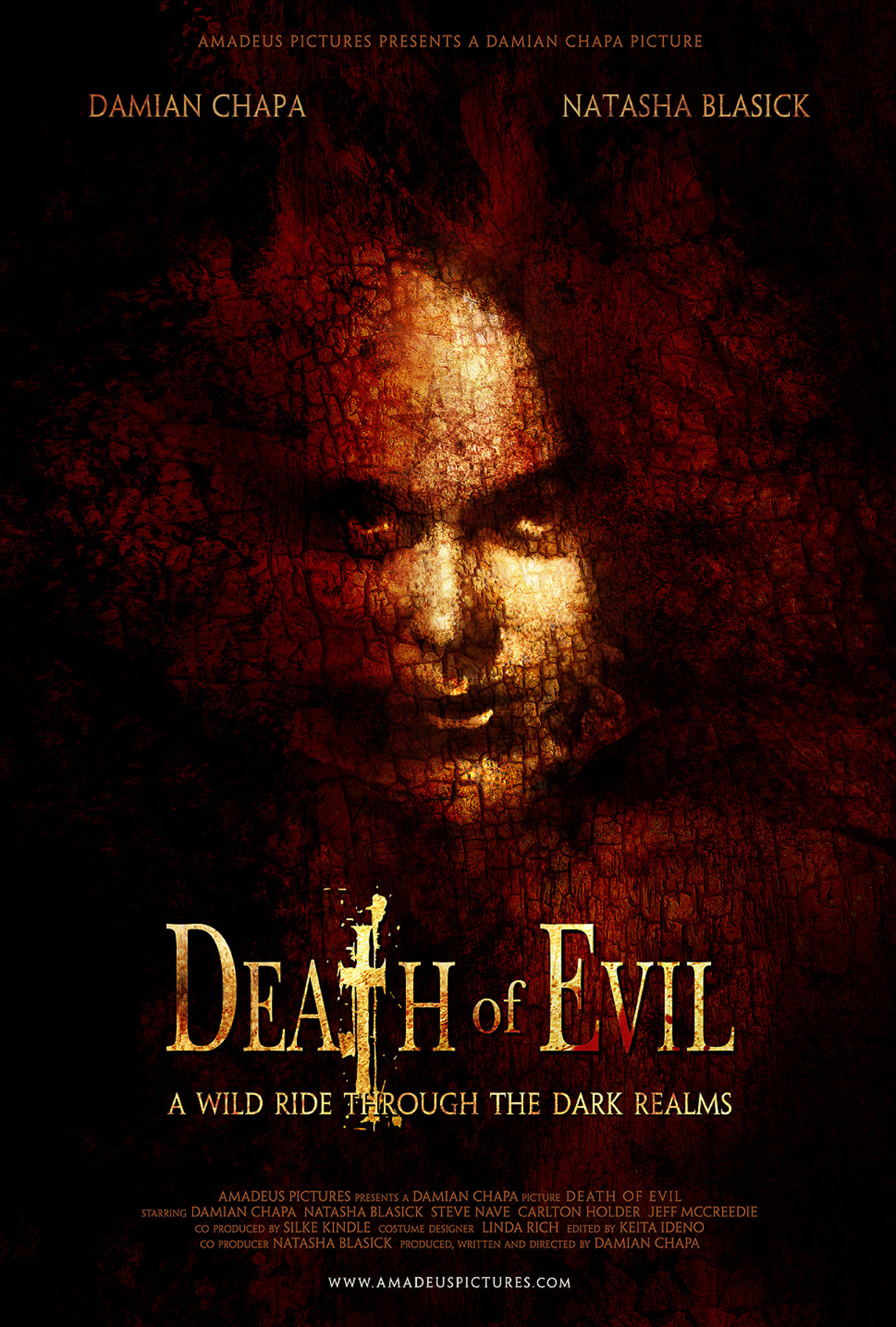 Death of Evil on FREECABLE TV