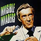 John Carradine in Invisible Invaders (1959)