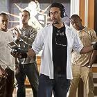Brian White, Sylvain White, Columbus Short, and Duain Richmond in Stomp the Yard (2007)