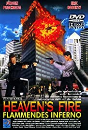 Heaven's Fire Poster