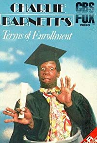 Primary photo for Charlie Barnett's Terms of Enrollment