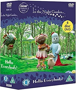 Where to stream In the Night Garden...