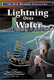 Lightning Over Water Poster
