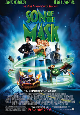 Son of the Mask (2005) Hindi Dubbed