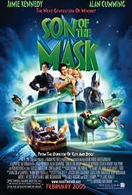 Alan Cumming, Bob Hoskins, Traylor Howard, Jamie Kennedy, Liam Falconer, and Ryan Falconer in Son of the Mask (2005)