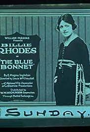 The Blue Bonnet Poster