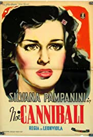 Noi cannibali Poster