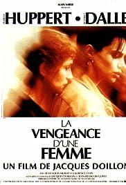 La vengeance d'une femme Poster