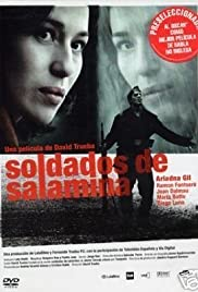Soldiers of Salamina Poster