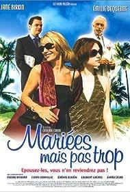 Jane Birkin, Pierre Richard, Clovis Cornillac, and Émilie Dequenne in Mariées mais pas trop (2003)
