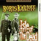 Boris Karloff and Marc Cramer in Isle of the Dead (1945)